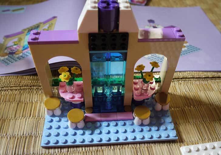 LEGO-41058-ウキウキショッピングモールを作った11.jpg