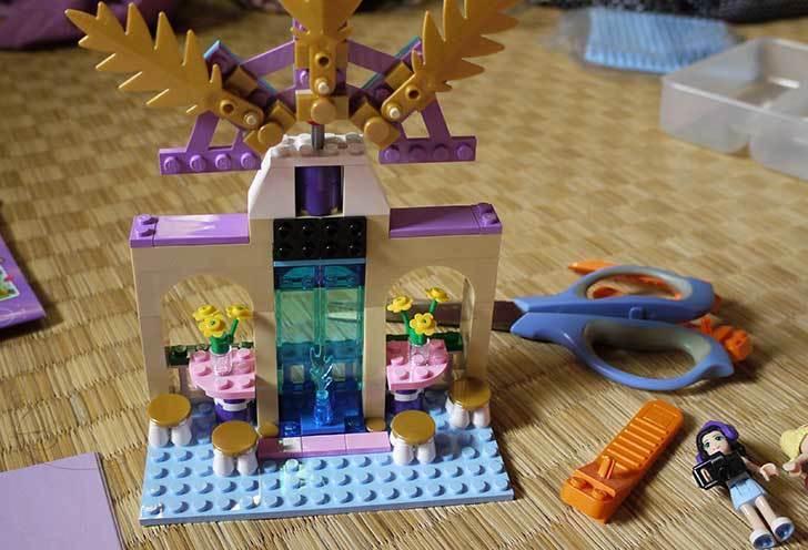 LEGO-41058-ウキウキショッピングモールを作った17.jpg