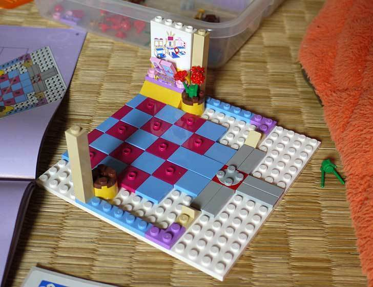 LEGO-41058-ウキウキショッピングモールを作った29.jpg