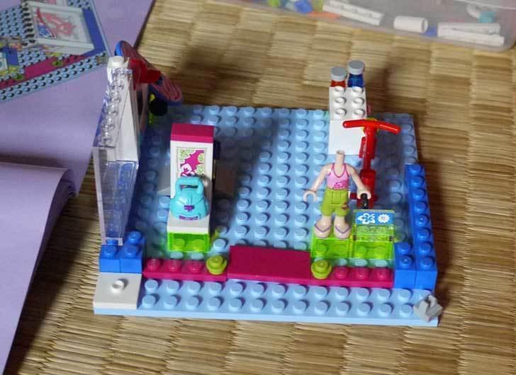 LEGO-41058-ウキウキショッピングモールを作った36.jpg