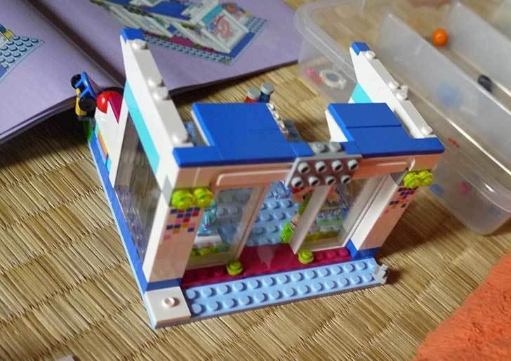 LEGO-41058-ウキウキショッピングモールを作った37.jpg