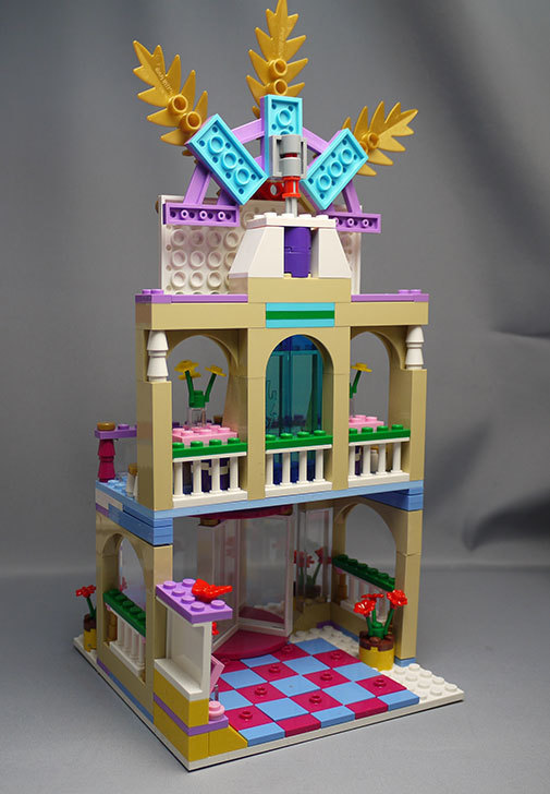 LEGO-41058-ウキウキショッピングモールを作った53.jpg
