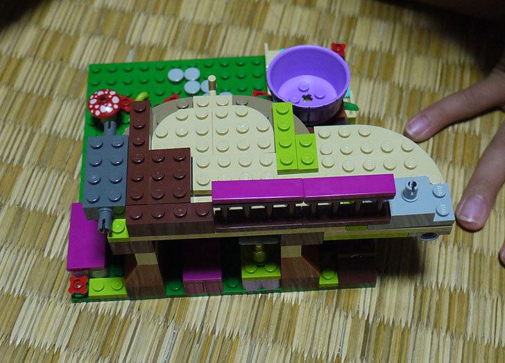 LEGO-41059-サンクチュアリジャングルツリーを作った10.jpg