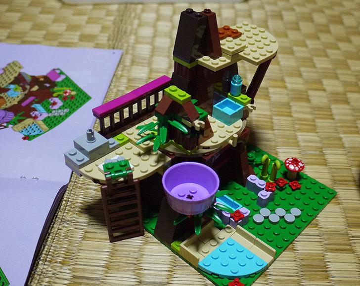 LEGO-41059-サンクチュアリジャングルツリーを作った11.jpg