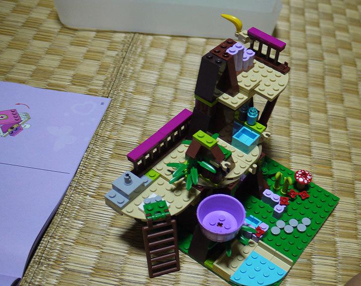 LEGO-41059-サンクチュアリジャングルツリーを作った13.jpg