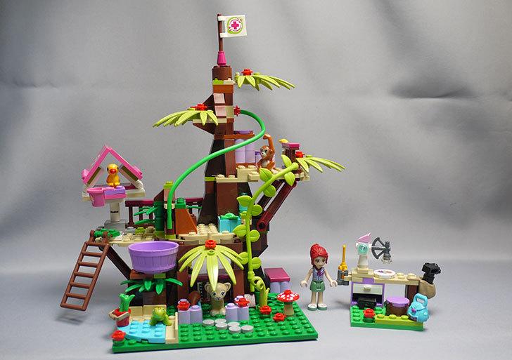 LEGO-41059-サンクチュアリジャングルツリーを作った16.jpg