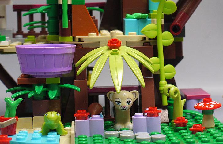 LEGO-41059-サンクチュアリジャングルツリーを作った18.jpg