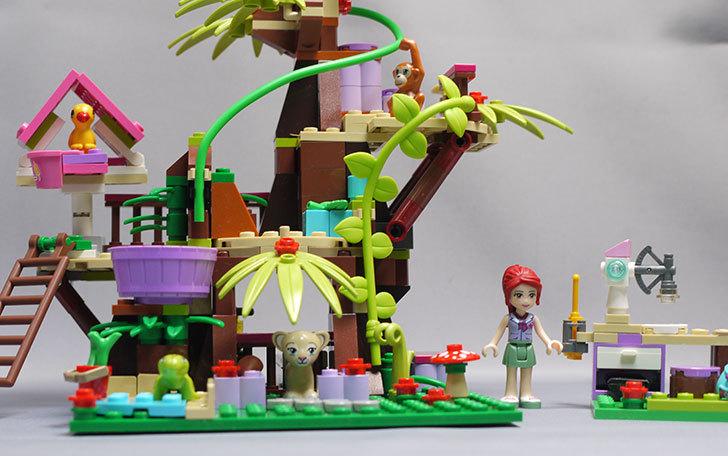 LEGO-41059-サンクチュアリジャングルツリーを作った19.jpg