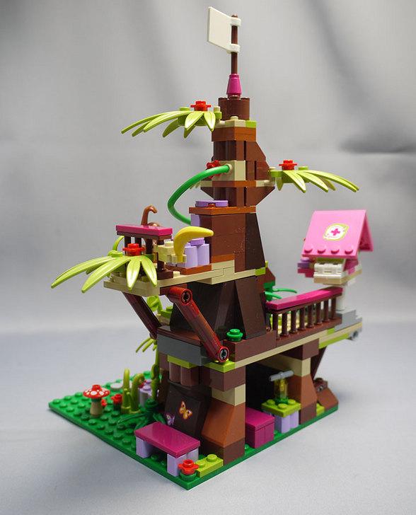 LEGO-41059-サンクチュアリジャングルツリーを作った35.jpg