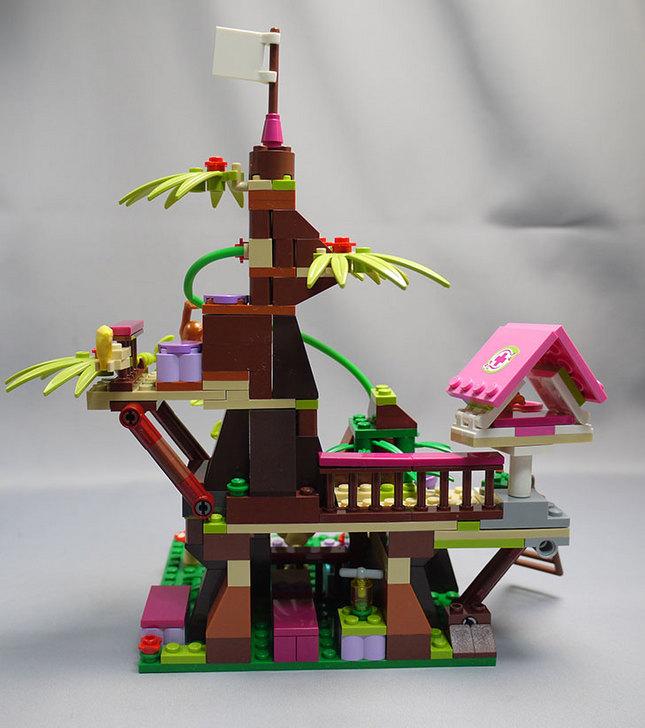 LEGO-41059-サンクチュアリジャングルツリーを作った36.jpg