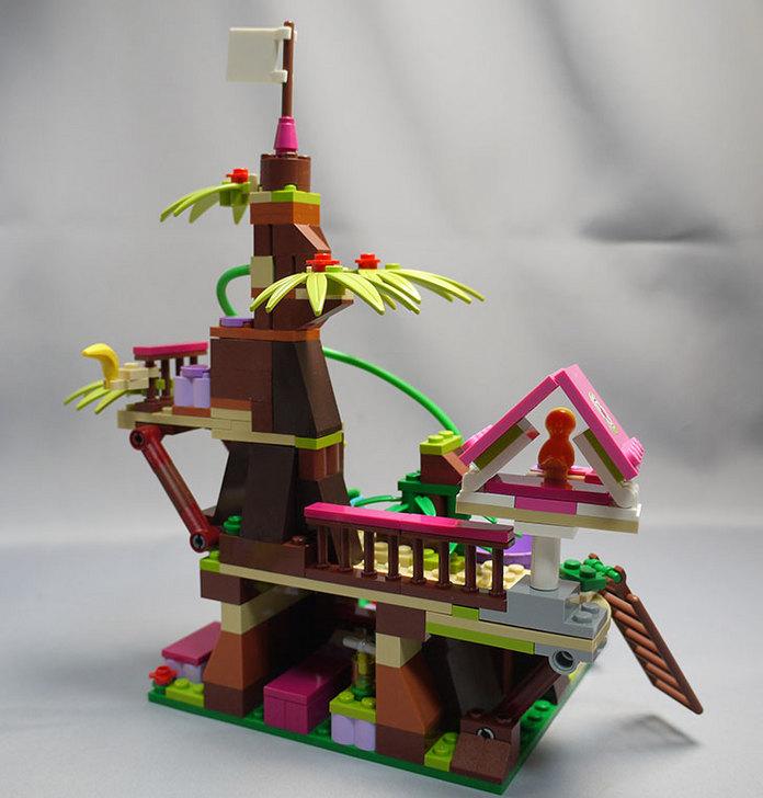 LEGO-41059-サンクチュアリジャングルツリーを作った37.jpg