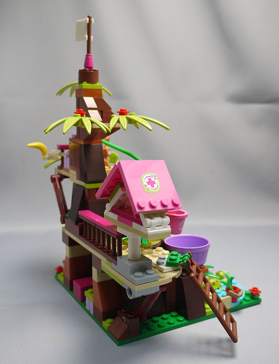 LEGO-41059-サンクチュアリジャングルツリーを作った38.jpg