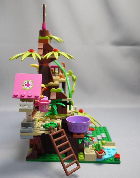 LEGO-41059-サンクチュアリジャングルツリーを作った39.jpg