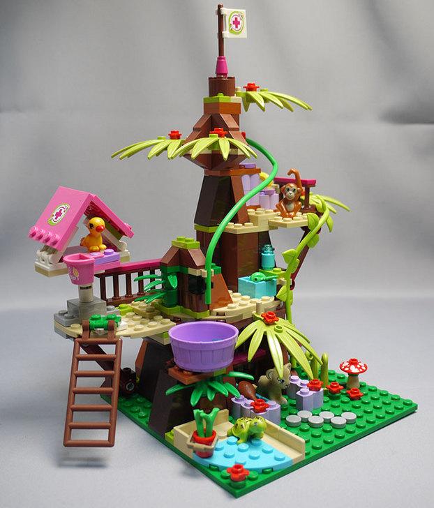 LEGO-41059-サンクチュアリジャングルツリーを作った40.jpg