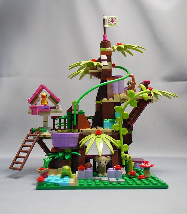 LEGO-41059-サンクチュアリジャングルツリーを作った42.jpg