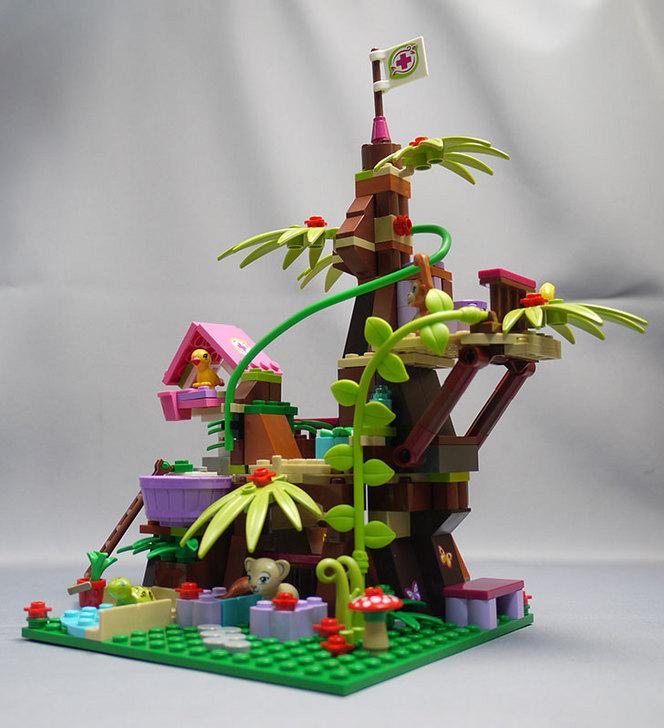 LEGO-41059-サンクチュアリジャングルツリーを作った43.jpg
