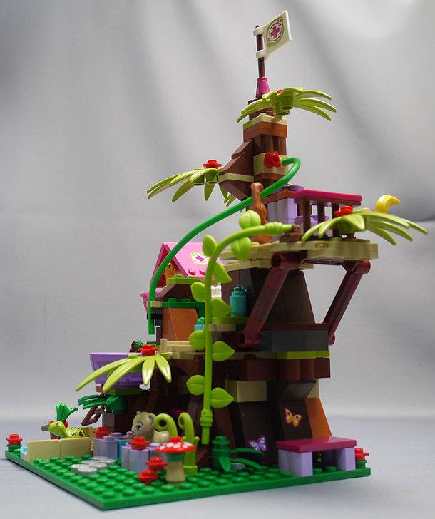LEGO-41059-サンクチュアリジャングルツリーを作った44.jpg