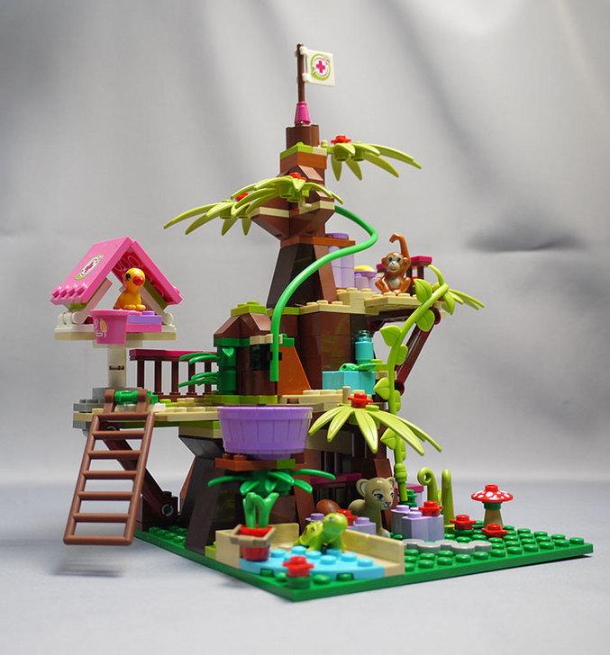LEGO-41059-サンクチュアリジャングルツリーを作った45.jpg