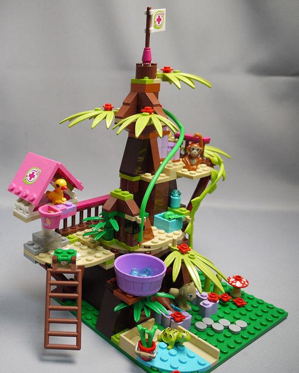 LEGO-41059-サンクチュアリジャングルツリーを作った46.jpg