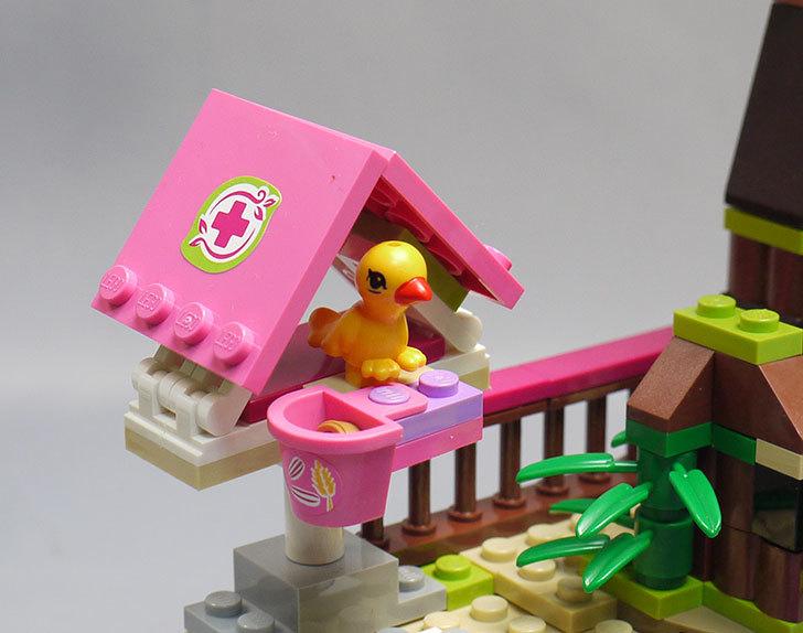 LEGO-41059-サンクチュアリジャングルツリーを作った47.jpg