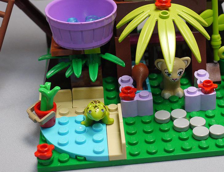 LEGO-41059-サンクチュアリジャングルツリーを作った48.jpg