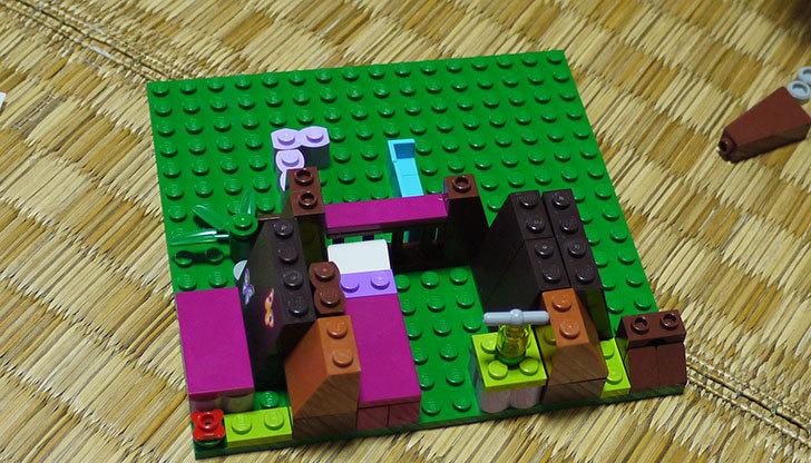 LEGO-41059-サンクチュアリジャングルツリーを作った7.jpg