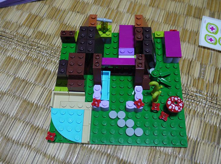 LEGO-41059-サンクチュアリジャングルツリーを作った8.jpg