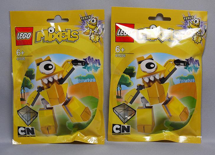LEGO-41506-テスロを追加で買った1.jpg
