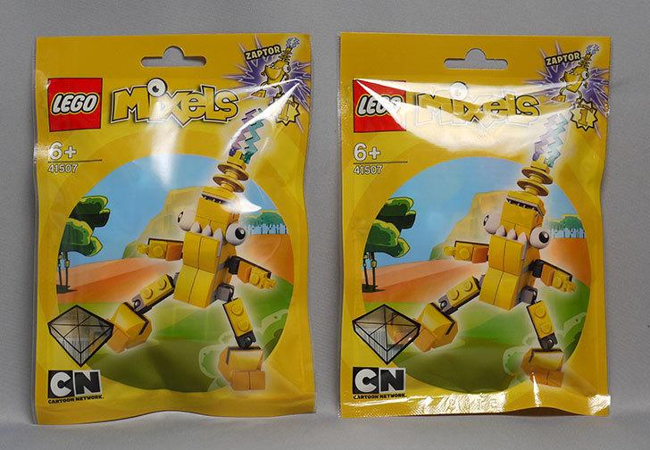 LEGO-41507-ザプターを追加で買った.jpg
