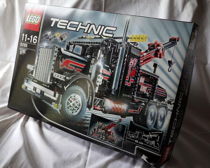 LEGO-42043-メルセデス・ベンツ-アロクス-3245が届いた10.jpg