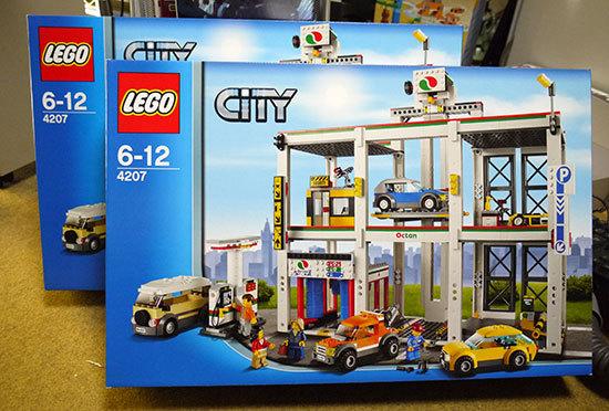 LEGO-4207-パーキングが届いた。41%offでポチった2個目2.jpg