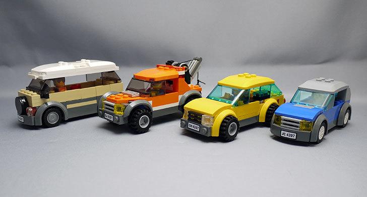 LEGO-4207-パーキングを作った3-1.jpg