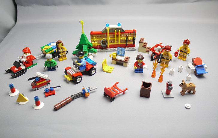 LEGO-4428-シティ・アドベントカレンダーを作った1.jpg