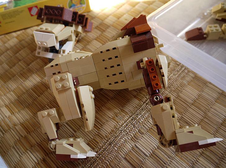 LEGO-4884-ワイルドアニマルの掃除をした12.jpg