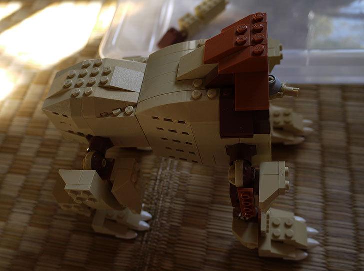 LEGO-4884-ワイルドアニマルの掃除をした13.jpg