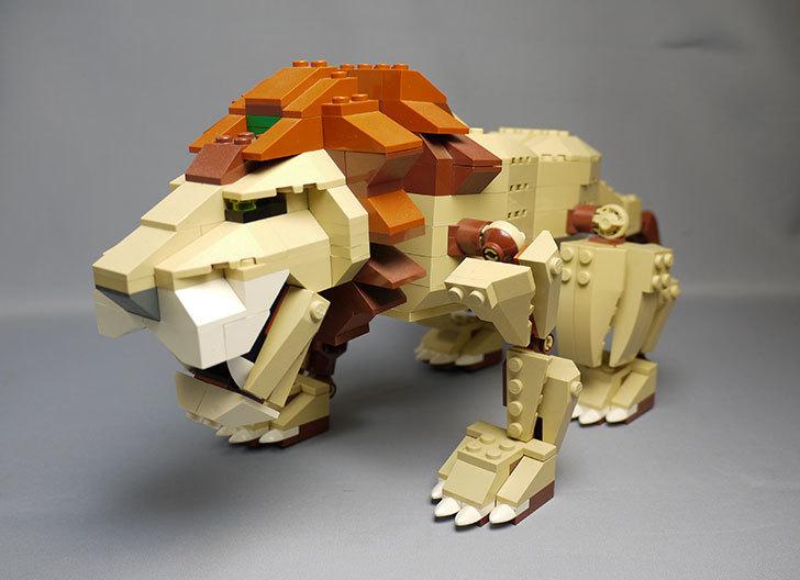 LEGO-4884-ワイルドアニマルの掃除をしたので写真を撮った1.jpg
