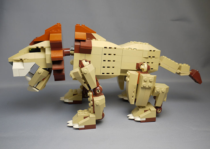 LEGO-4884-ワイルドアニマルの掃除をしたので写真を撮った2.jpg