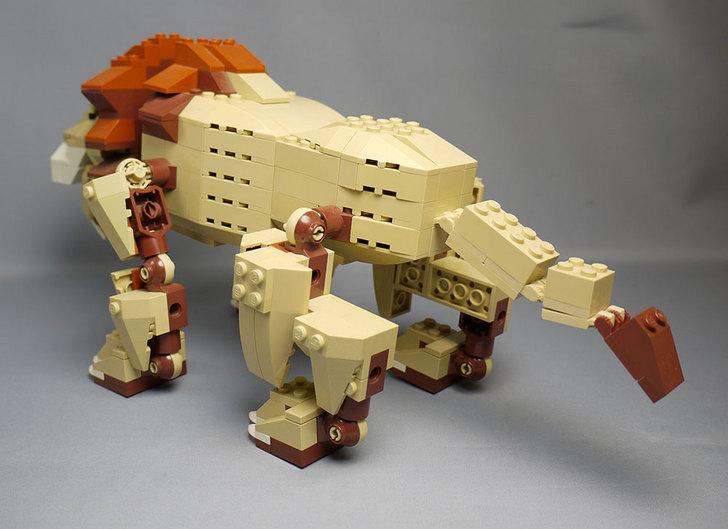 LEGO-4884-ワイルドアニマルの掃除をしたので写真を撮った3.jpg