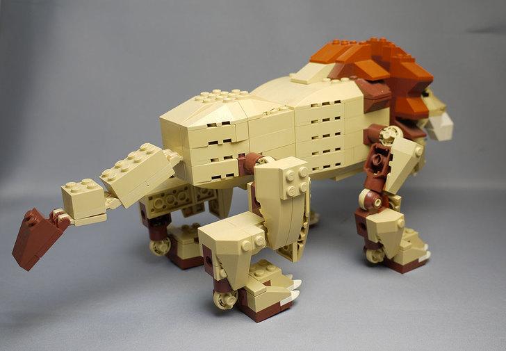 LEGO-4884-ワイルドアニマルの掃除をしたので写真を撮った4.jpg