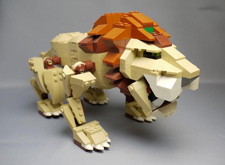 LEGO-4884-ワイルドアニマルの掃除をしたので写真を撮った7.jpg