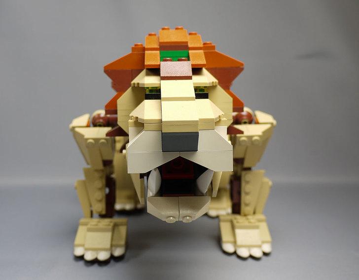 LEGO-4884-ワイルドアニマルの掃除をしたので写真を撮った9.jpg