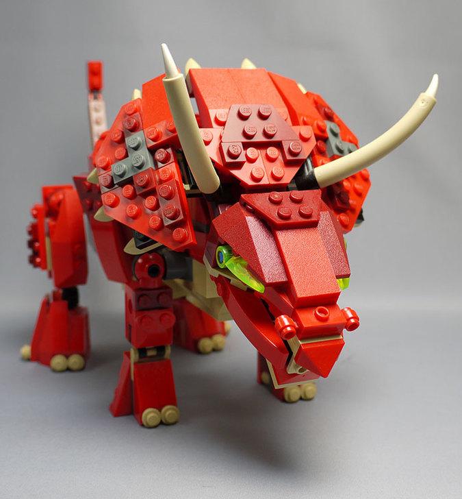 LEGO-4892-トリケラトプスの掃除をしたので写真を撮った1-11.jpg