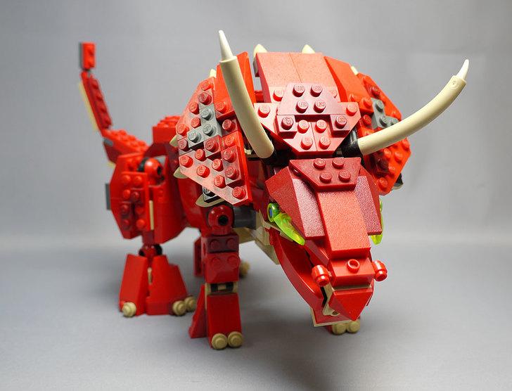 LEGO-4892-トリケラトプスの掃除をしたので写真を撮った1-12.jpg