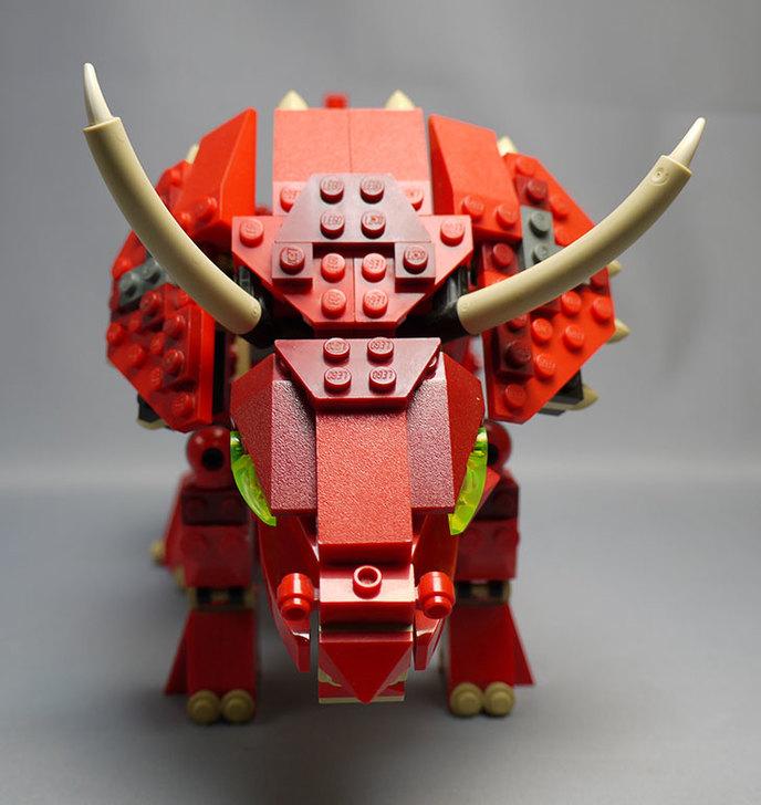 LEGO-4892-トリケラトプスの掃除をしたので写真を撮った1-13.jpg