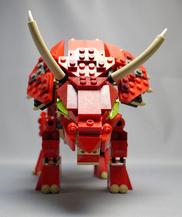LEGO-4892-トリケラトプスの掃除をしたので写真を撮った1-14.jpg