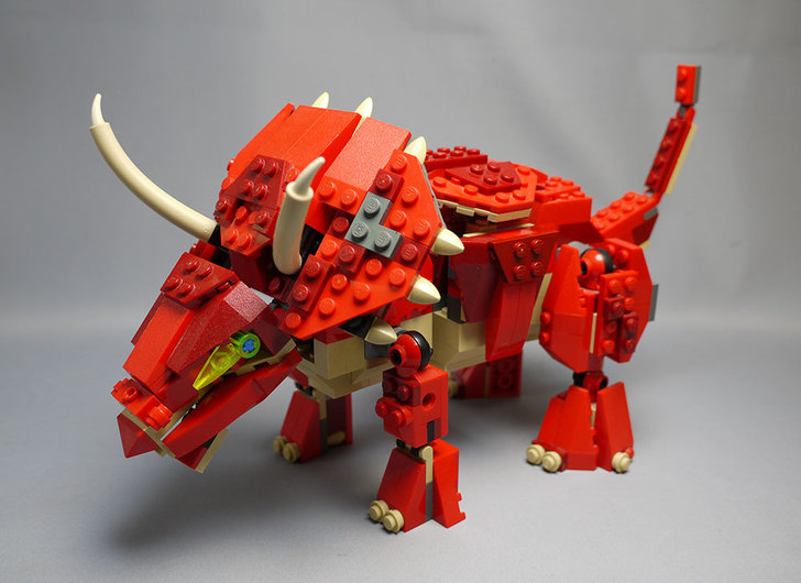 LEGO-4892-トリケラトプスの掃除をしたので写真を撮った1-17.jpg