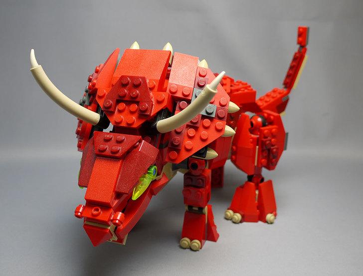 LEGO-4892-トリケラトプスの掃除をしたので写真を撮った1-18.jpg