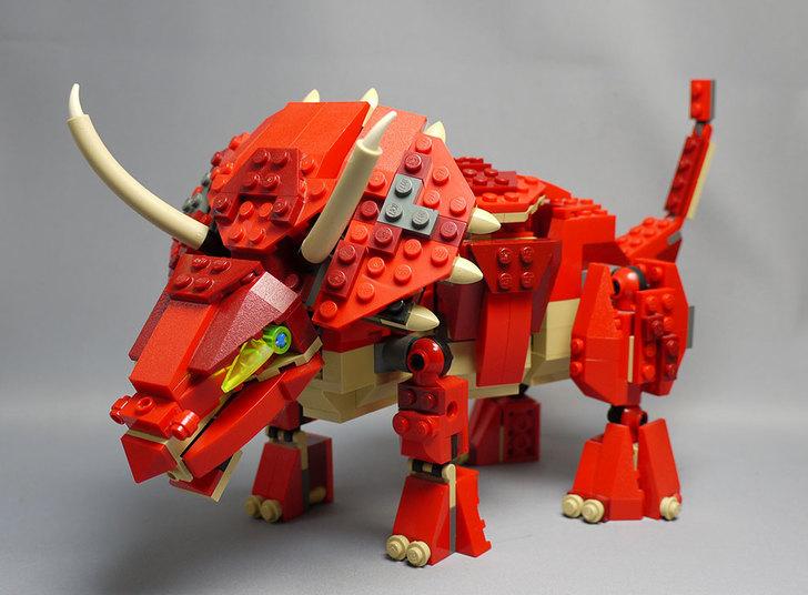 LEGO-4892-トリケラトプスの掃除をしたので写真を撮った1-2.jpg