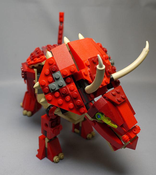 LEGO-4892-トリケラトプスの掃除をしたので写真を撮った1-25.jpg