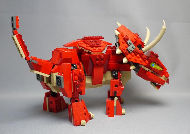 LEGO-4892-トリケラトプスの掃除をしたので写真を撮った1-8.jpg